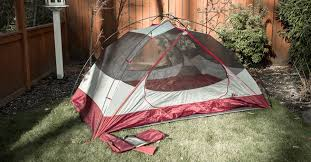 Tent In Backyard by How To Clean Waterproof U0026 Care For Your Tent Rei Expert Advice