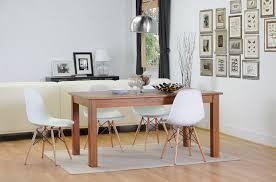 Plastic Wood Chairs Eiffel Side Chair Set Of 2 Wood Base Eiffel Chair Ezmod Furniture