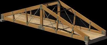 wooden bridge plans the home page of moosman bridge bridge design pinterest wooden