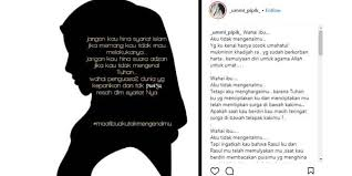 Puisi Sukmawati Umi Pipik Balas Puisi Sukmawati Soekarnoputri Nasional Www