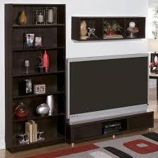 entertainment center ideas diy 15 ideas of bookcase tv stand