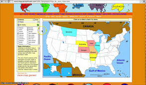 us map quiz sheppard software 50 states map and capitals list volgogradnews me inside all