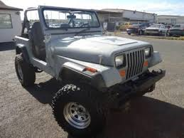 cheap used jeep wranglers 1989 jeep wrangler for sale in nevada nv 3 900 cheap