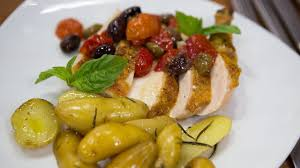 Cuisine Style Provencale by C U0027est Magnifique Provencal Style Chicken And Rosemary Potatoes