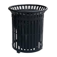 Large Kitchen Trash Can With Lid by 34352306 Square Tall Waste Container Trash Can 23 With Lid Ooferto