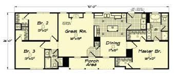 ranch modular home floor plans fancy idea floor plans for houses with porches 14 ranch modular home
