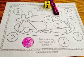 thanksgiving turkey names kindergarten is crazy fun teaching math in kindergarten