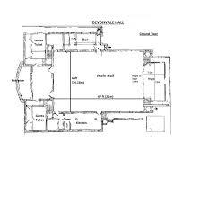 devonvale hall company limited floor plan