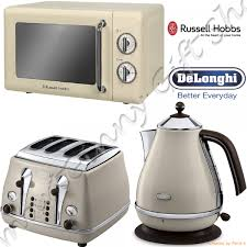 Delonghi Toaster Vintage Delonghi Icona Black Kettle And Toaster De Longhi With Delonghi