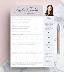 resume template editable professional resume template cv template editable in ms word and professional resume template cv template editable in ms word and pages instant digital download size a4 and us letter