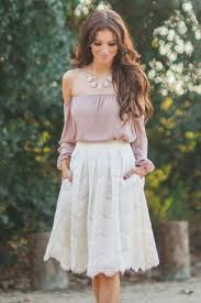 lace skirt 20 lace skirt ideas for this season styleoholic