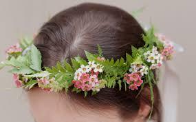 hair wreath hair wreath image 181784 polka dot