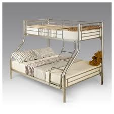 Metal Bunk Bed Frame Aladin Triple Trio Sleeper Metal Bunk Bed Cheap Home Furniture
