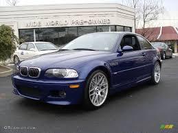 Bmw M3 Blue - interlagos blue metallic 2005 bmw m3 coupe exterior photo 3101513