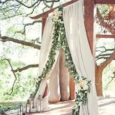 wedding arch leaves wedding decor trend for 2014 choose lush leaves flowers