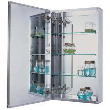 carrington stainless steel corner medicine cabinet bathroom loversiq