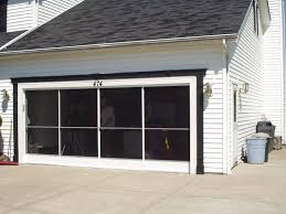 Roll Up Patio Screen by Roll Up Garage Door Screen Kits How To Make Garage Door Screen