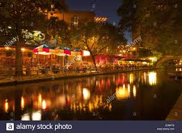 Outdoor Cafe Lighting by Outdoor Cafes Restaurants River Walk Downtown San Antonio Texas