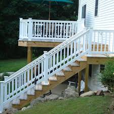 design deck railing options u2014 railing stairs and kitchen design