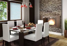 dining room sets leather chairs white leather dining room set home design ideas
