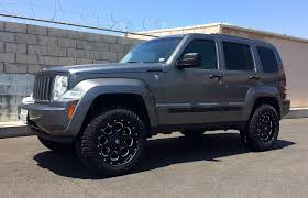 lifted jeep truck lifted 2012 jeep liberty sport 4x4 with 3 5