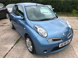 used nissan micra 2008 for sale motors co uk