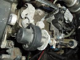 berlingo 1 9d fuel pump leak french car forum