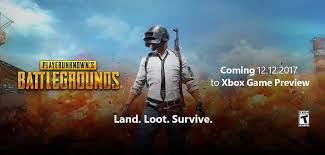 pubg on xbox playerunknown s battlegrounds comes to xbox on december 12th