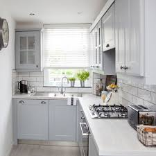 l shaped small kitchen ideas kitchen small l shaped kitchen with pale cabinetry designs