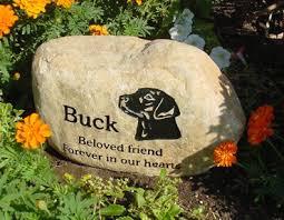 pet memorial stones labrador garden stones engraved labrador memorial stones and