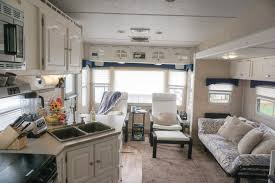 rv ideas renovations 6 quick easy remodel projects that transformed our rv into a home