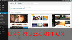 industrial wordpress theme free download youtube
