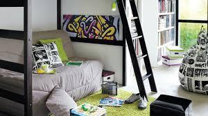chambre ado mezzanine mezzanine chambre adolescent idées décoration intérieure farik us