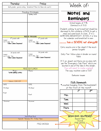 weekly lesson planner template bunting books and bright ideas i ll show you mine i ll show you mine lesson plans