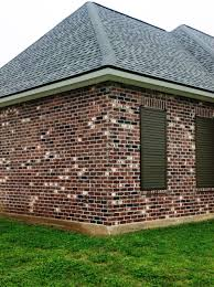 Exterior Home Design exterior design exciting faux brick panels with gaf timberline