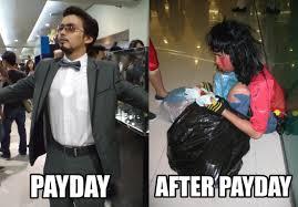 Me On Payday Meme - the randoms the alvin chronicles