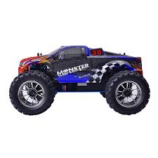 monster jam remote control trucks hsp rc truck nitro gas power off road monster truck 94188 4wd 1 10