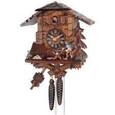 cuckoo clock sawing house of clocks