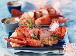 homard cuisine homard à l armoricaine recette sur cuisine actuelle