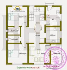 budget home plans small budget house plan kerala home design and floor plans