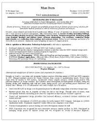 Project Manager Resume Template Custom Term Paper Ghostwriter Websites For Superior Essays