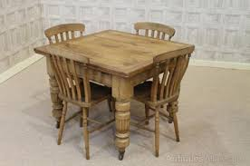 Victorian Pine Extending Table Kitchen Table Antiques Atlas - Victorian pine kitchen table