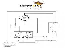 charming warn winch solenoid wiring diagram images wiring