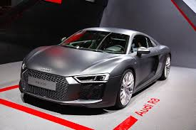 audi r8 modified audi r8 the most powerful fastest production audi ever stuns at