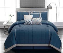 Home Design Down Alternative King Comforter by Blue King Size Comforter Sets Blue Bedding Pinterest King
