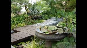 imagenes de jardines japones diseño jardin japones para los espacios de exterior youtube