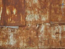 hues of orange rusted metal panels texture 0040 texturelib