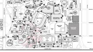 Ohio University Campus Map by University Of Cincinnati Map My Blog