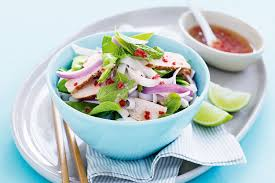 pork u0026 rice noodle salad