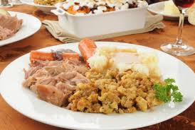 Soul Food Thanksgiving Dinner Menu How Many Calories Are On Your Thanksgiving Plate